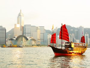 Hong Kong economy surges ahead article image