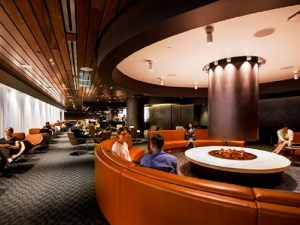 Qantas opens stylish new lounge in LA article image