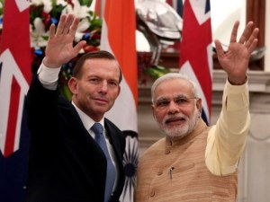 PM seals uranium export deal with India article image