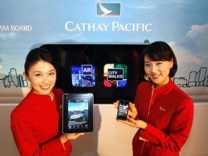 Cathay extends usage of portable electronic devices  article image
