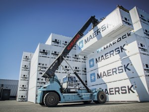 New Maersk smart containers can listen and talk article image
