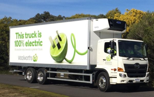 Woolworths electric
