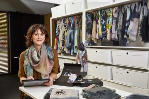 Meet the 'accidental' entrepreneur taking over the world one scarf at a time article image