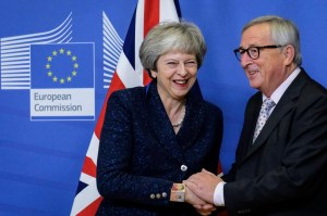 Last-minute reprieve: EU agrees to delay Brexit until October article image