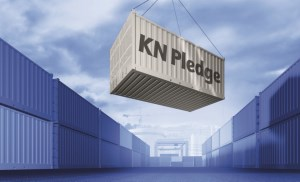 Kuehne + Nagel raises the bar with guaranteed lead times for full shipping containers article image