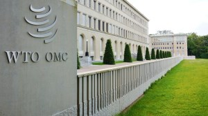 New WTO rules are now in force: Australia should be worried? article image