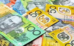 Aussie dollar holds its course article image