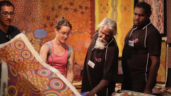 Taking indigenous art to the world in the year of COVID2
