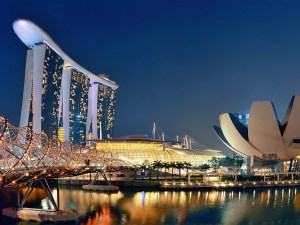 Strategic partnership with Singapore a step closer article image