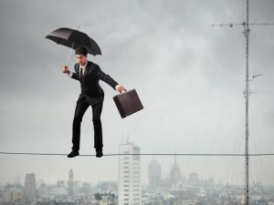 World corporate risk reaches peak levels article image
