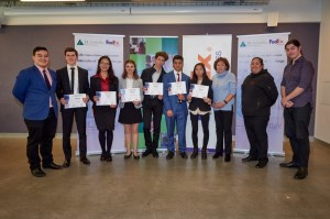 Young entrepreneurs shine at FedEx Express international trade challenge article image
