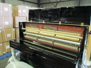 Border Force seizes fake 'Australian Made' pianos imported from China article image